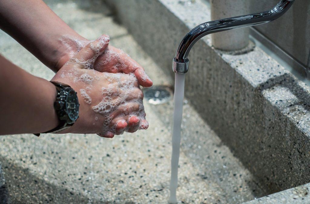 Fysta Handen wassen